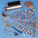 tungsten copper resistance welding photo