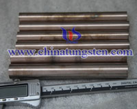 tunsgen copper alloy bar picture