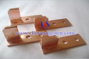 tungsten copper lightning rod picture