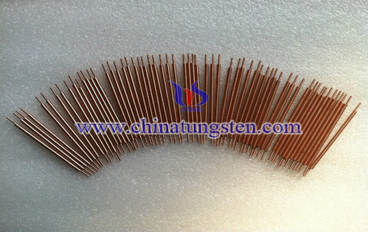 tungsten copper spot welding needle