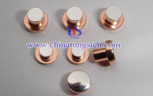 tungsten copper vacuum contacts